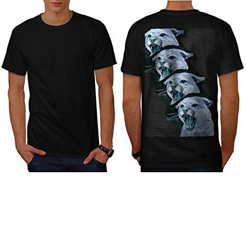 en-colere-puma-machoires-les-dents-rage-homme-nouveau-noir-s-t-shirt-reverse-wellcoda