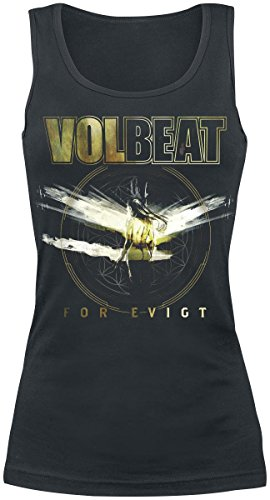 Volbeat - Canotta -  donna Black Large