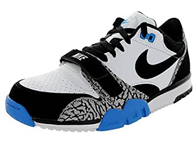 Nike - Fashion / Mode - Air Trainer 1 Low - Taille 41 - Blanc