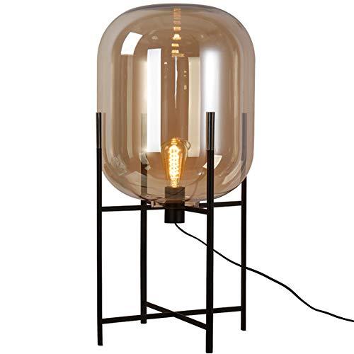 Boden Tischlampe Winter Melone Stehlampen Überzug Glaskugel Winter Melone Stehlampe Für Wohnzimmer Dekoration Schlafzimmer Studie Licht -