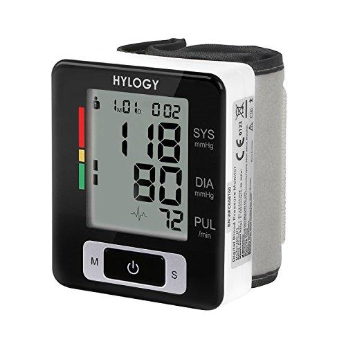 Tensiómetro Muñeca HYLOGY Tensiometro Digital Monitor