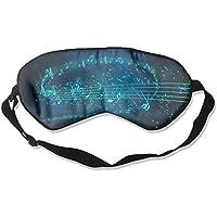 Musical Notes Flying Sleep Eyes Masks - Comfortable Sleeping Mask Eye Cover For Travelling Night Noon Nap Mediation... preisvergleich bei billige-tabletten.eu