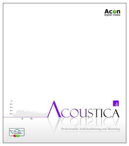 Acoustica 4.0