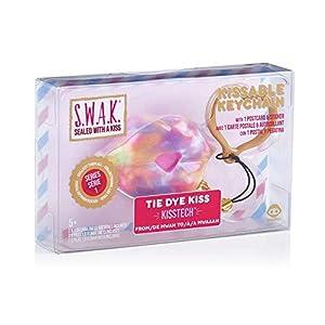 SWAK 4113 S.W.A.K. Kissable Keychain-Tie Dye Kiss-Series 1 - Llavero, Multicolor