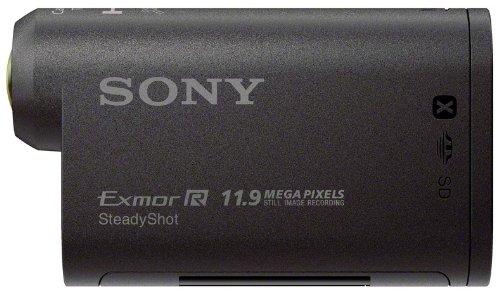 Buy Sony HDR-AS30Full HD Camcorder (11.9Megapixel CMOS Sensor, Wi-Fi, NFC One Touch, HDMI) schwarz Special