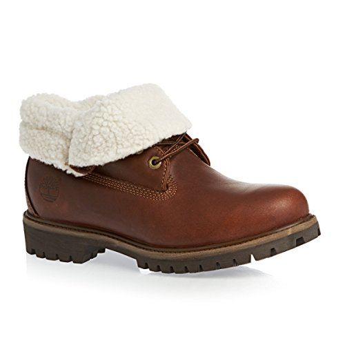 Timberland AF Rouleau Haut Marron