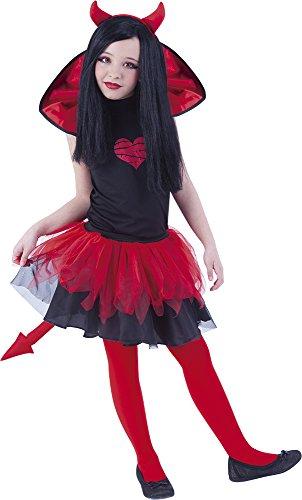 Imagen de rubie's  disfraz infantil diablesa tutuween, l s8412 l