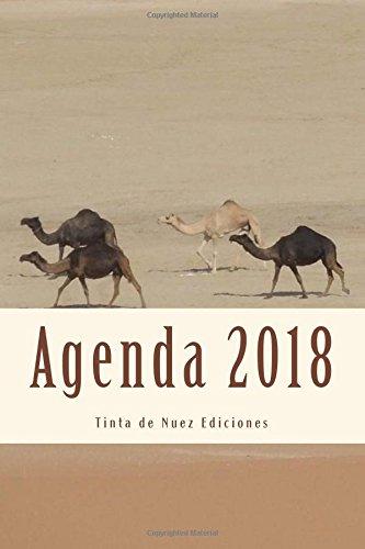 Agenda 2018 por Tinta de Nuez Ediciones