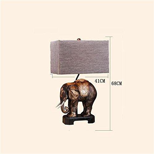 GBT Sala de Estar de los Elefantes del sudeste asiático Dormitorio de...
