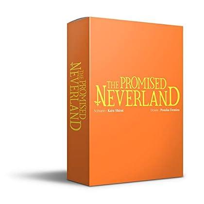 The Promised Neverland coffret T12 + roman