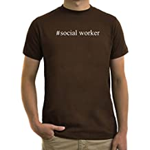Camiseta #Social Worker Hashtag
