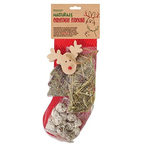 Rosewood Naturals Weihnachtsstrumpf für Kleintiere