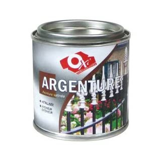Oxi arge. 125 Paint 125ml Silvering