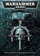 Warhammer-40000-Regelbuch