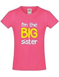 Direct 23 Ltd I'm The Big Sister Girls T-Shirt