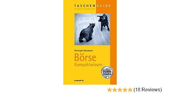 So funktioniert die Börse: Amazon.de: Christoph A. Scherbaum: Bücher