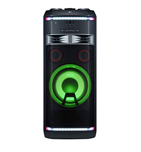 LG X-Boom OK99 Home Audio System with Blast Horn (Black)