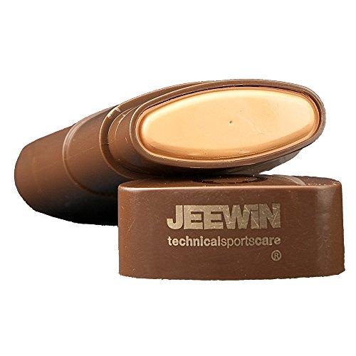 JEEWIN Stick Protecteur Solaire Visage et Lèvres SPF50+ Beige 9 g BEIGE
