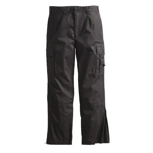 PIONIER WORKWEAR Herren Cargohose Teflon in schwarz (Art.-Nr. 2590)