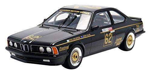 CMR-cmr011-BMW 635CSI-Australian Touring denn 1984-Maßstab 1/18-Schwarz