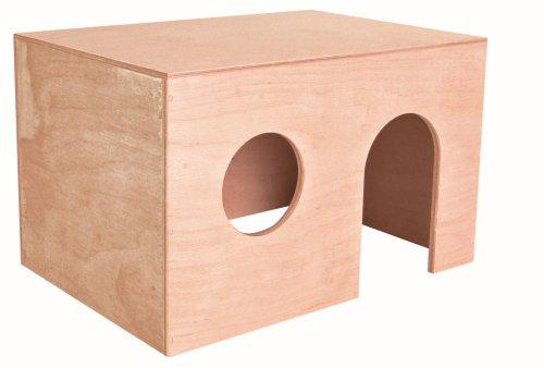 Trixie 60862 Meerschweinchenhaus, 27 × 17 × 19 cm