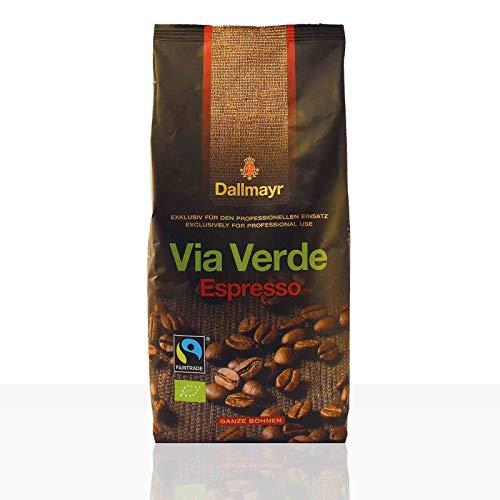 Dallmayr Via Verde Espresso ? Bio und Fairtrade, 1.000g