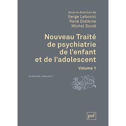 Nouveau traité de psychiatrie de l'enfant et de l'adolescent : Coffret en 4 volumes