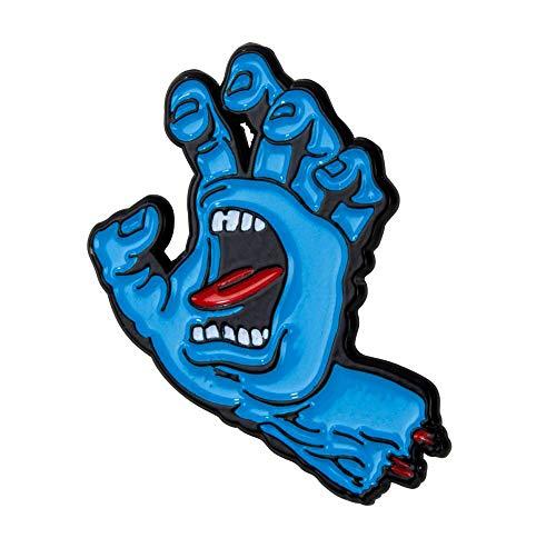 Santa Cruz Screaming Hand Pin -