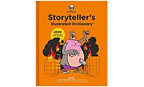 Storyteller's Illustrated Dictionary (UK Edition)