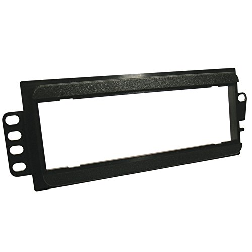 Scosche Dash Kit für 1992-up Select Pontiac Multi-Kit, schwarz - Scosche Multi-kit