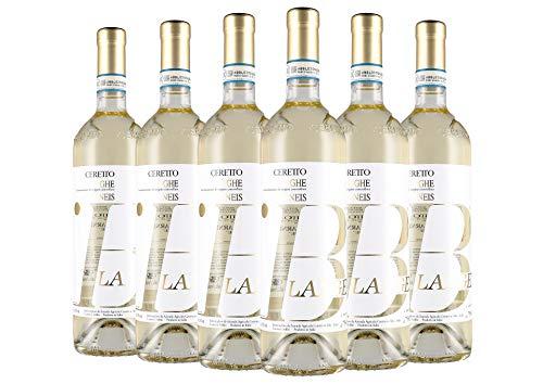 Langhe DOC Arneis Blangé box da 6 bottiglie Ceretto 2018 0,75 L