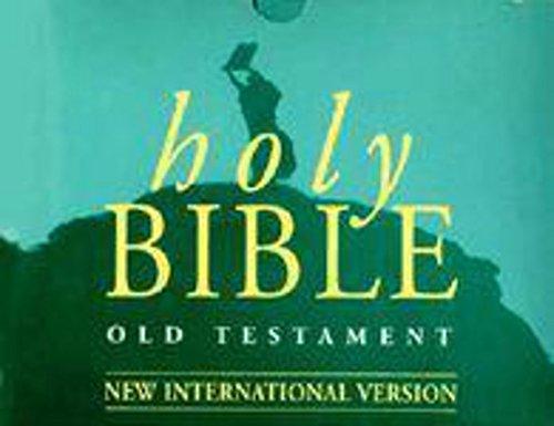 NIV Audio Old Testament (Hodder Christian audiobooks) (Scofield Study Bible-niv)