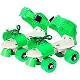 Roller Skates for Kids Girls Boys Adjustable Size 16 CMT.to 21 CMT.