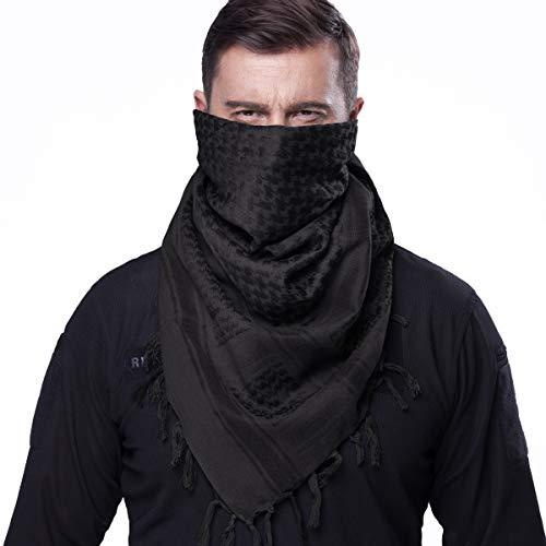 FREE SOLDIER 100% algodón Militar táctica Shemagh