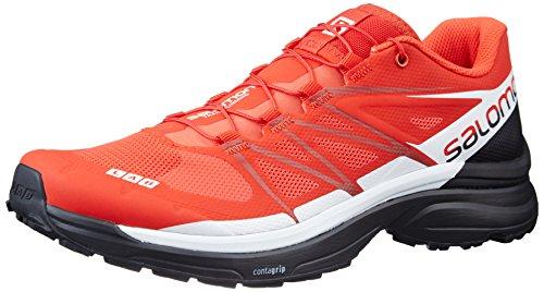 Salomon L39121500, Chaussures de Randonnée Mixte Adulte, Noir