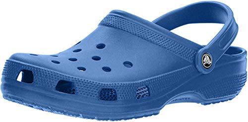 Crocs Classic, Sabot Unisex Adulto, Blu (Blu Jean), 45/46 EU