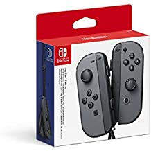 Nintendo - Mando Joycon Set, Color Gris (Nintendo Switch)