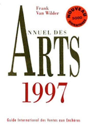 Annuel des arts, 1997