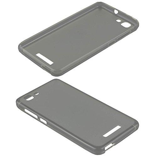 caseroxx TPU-Hülle für Mobistel Cynus F10, Tasche (TPU-Hülle in transparent)