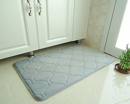 Preisvergleich Produktbild GRENSS 50*120CM (19.68 * 56.67 in) Küche slip Wolldecke Modern Teppich für die Küche etage Memory Foam Teppich, 10,50 cmx120cm