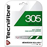 Tecnifibre 305 Green Squash Strings- 17G- Made in France