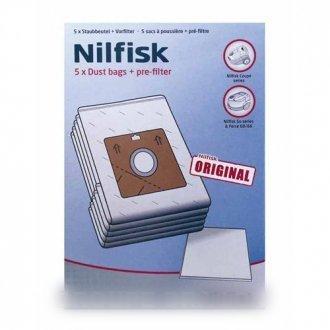 Nilfisk Advance–Bolsita de bolsas (X5) parquet Copa Centur para aspiradora Nilfisk Advance