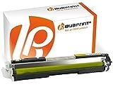 Bubprint Toner kompatibel für HP CE312A 126A für Color Laserjet Pro CP1025 CP1025NW CP1026NW Pro 100 Color MFP M175A M175NW Pro M275 M275NW Gelb