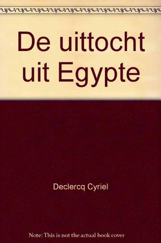 de-uittocht-uit-egypte