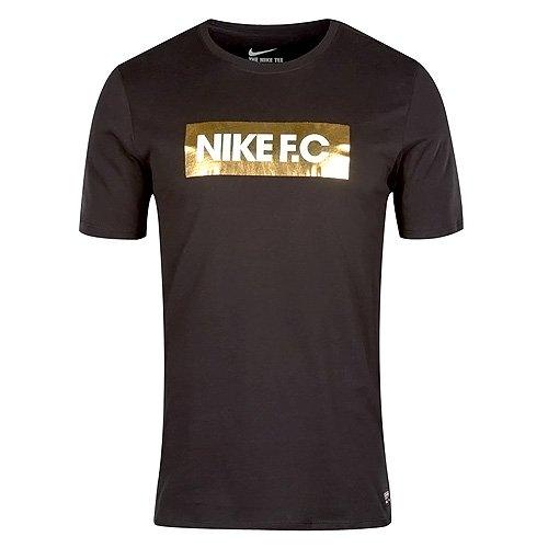 Nike Fc Foil Tee-shirt manches courtes pour homme noir