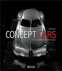 Concept cars de 1930 à nos jours