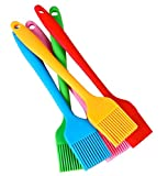 YiyiLai 1 Stk. Farbe Zuf?llig Silikon Pinsel K¡§1chenzubeh?r Backpinsel Grillpinsel