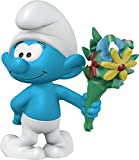 Schleich 20798 - Schlumpf mit Blumenstrauß Figur