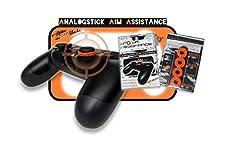 """AAA-Shocks (Analogstick Aim Assistance Stossdämpfer Zielhilfe für FPS Spiele): Spezial Edition """"uggly orange infantry"""" PlayStation 4"""