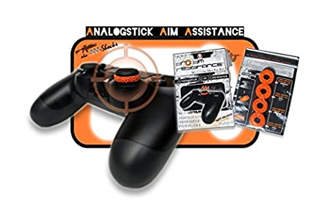 AAA-Shocks: Analogstick Aim Assistance (Amortisseur pour les Jeux FPS - Made in Switzerland)